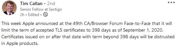 tim callan safari browser ssl validity limit