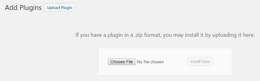 codeguard add wordpress plugin