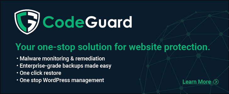 codeguard complete website protection