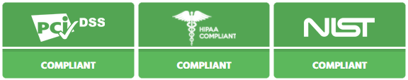 pci-dss hipaa nist compliant ssl