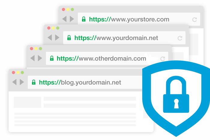 multi-domain certificates mdc ssl